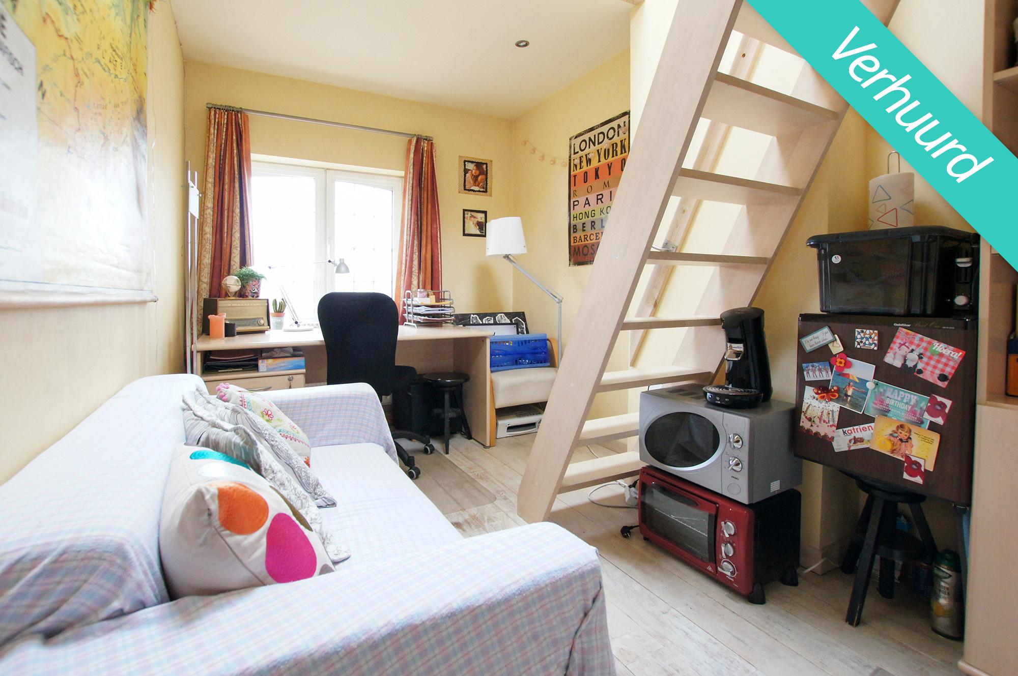 Kamer 8 - Frederik Lintsstraat 52 - kot verhuurd