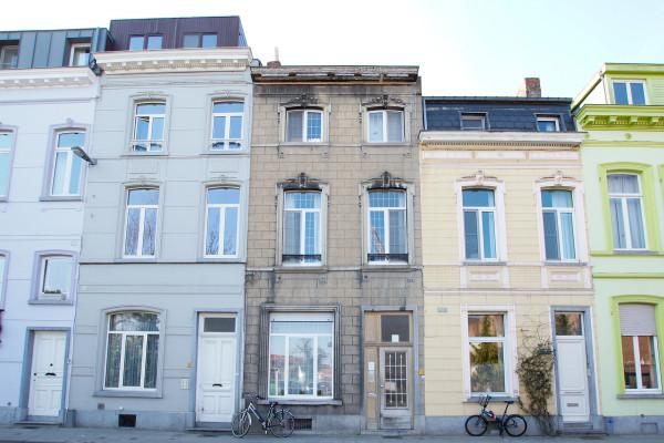 Frederik Lintsstraat 52 - gebouw