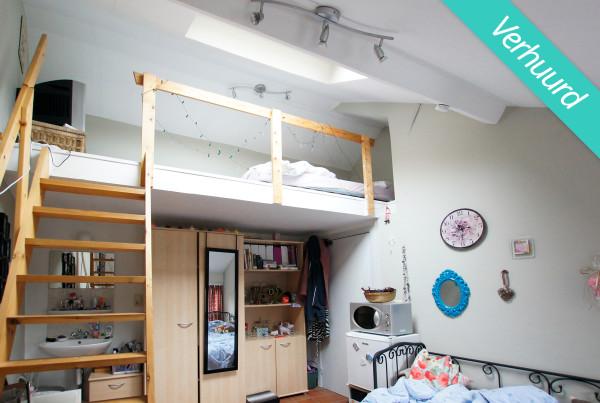 Kamer 11 - Edward van Evenstraat 10-12 - kot verhuurd