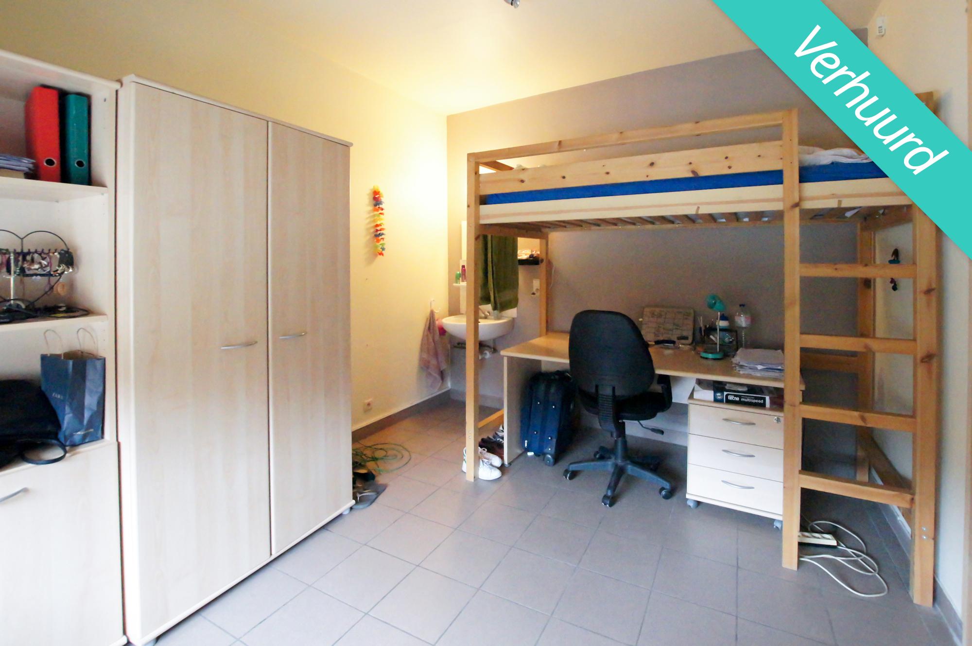 Kamer 1 - Edward van Evenstraat 10-12 - foto 2 verhuurd