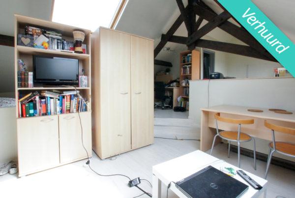 Studio 14 - Tiensevest 10 - verhuurd