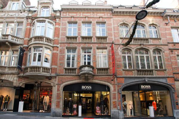 Leopold Vanderkelenstraat 10 gebouw