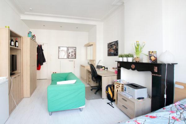 Kamer 6, Leopold Vanderkelenstraat 10, foto 2