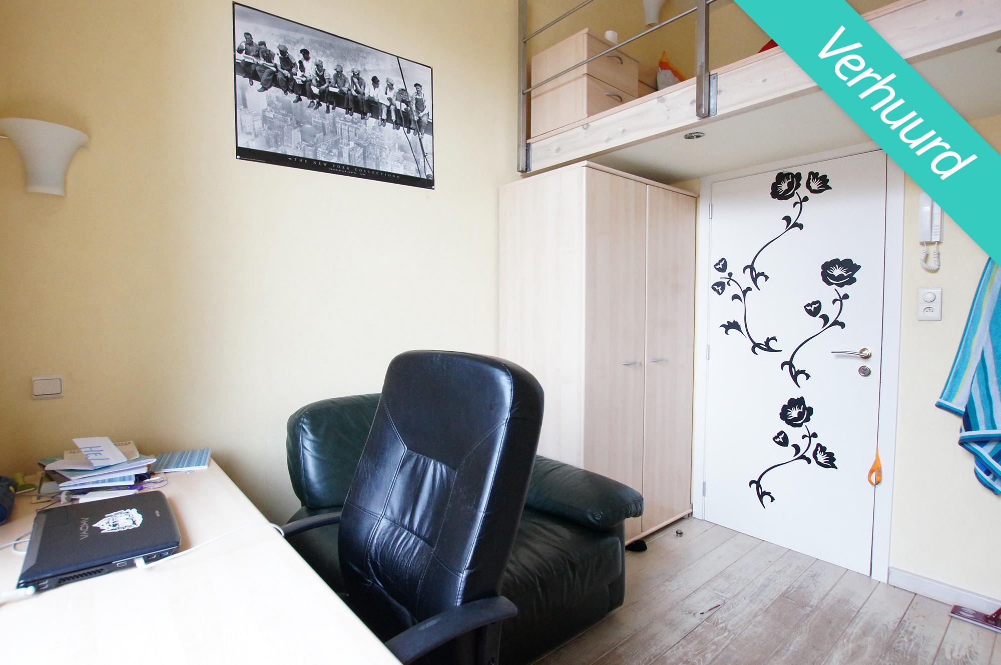 Kamer 6, Frederik Lintsstraat 52, foto 001 verhuurd