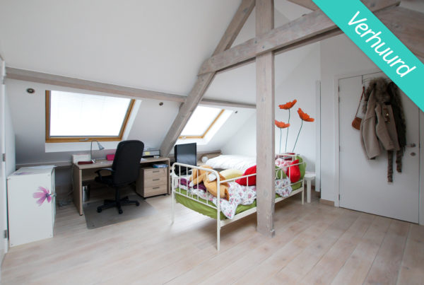 Leopold Vanderkelenstraat 10 Studio 9, foto 001 verhuurd